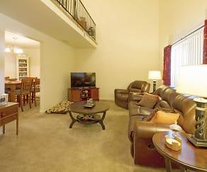 Living Room, Aspen Meadows