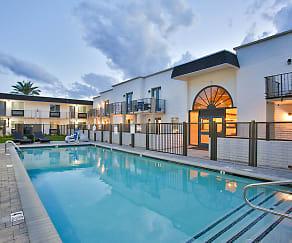Pool, Arcadia Gardens