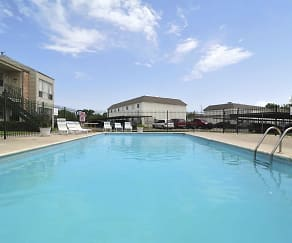 Pool, Westcliff Apartments