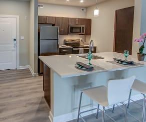 Kitchen, Solara Luxury Living