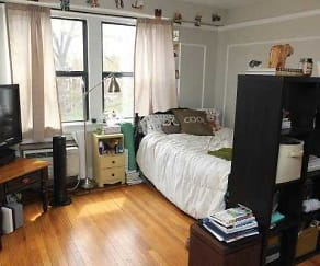 Bedroom, Oakland Apartments