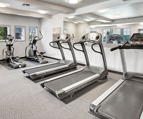 Fitness Weight Room, Beaumont Grand Apartment Homes