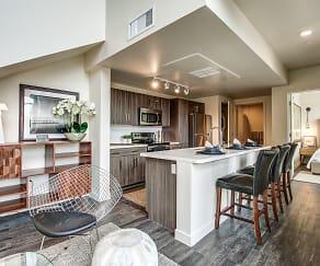 Kitchen, Circa Central Avenue
