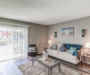 Living Room, Heron Walk