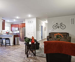 Living Room, Residences of Summerlin-A Village Development Property