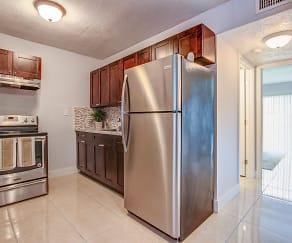 Kitchen, Crystal Lakes in Miami