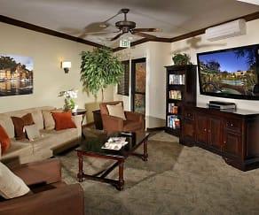 Living Room, Drake Manor
