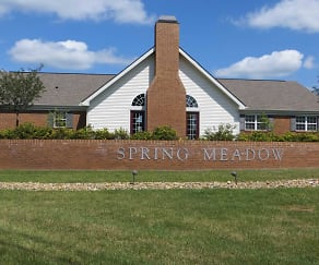 Community Signage, Spring Meadow Apartments