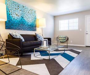 Living Room, Sierra Canyon