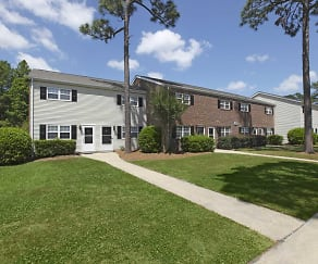 Building, Cypress Grove Apartments