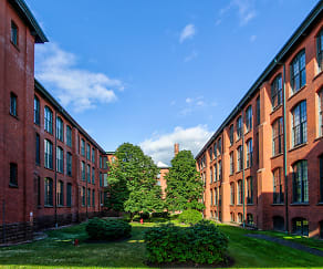 Building, Velvet Mill Apartments