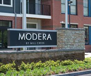Community Signage, Modera Medford