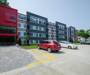 Building, Thirteen 20 Seven