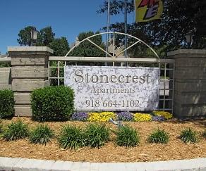 Community Signage, Stonecrest