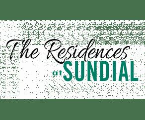 Community Signage, The Residences At Sundial