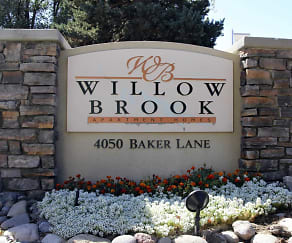 Community Signage, Willowbrook