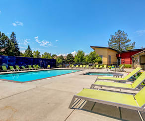 Belmar Villas, New America School, Lakewood, CO