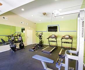 Fitness Weight Room, Emerald Ridge