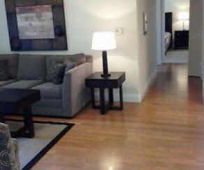 Living Room, River Walk Villas Apartments
