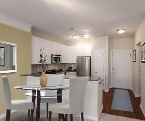Dining Room, Avalon Arlington North