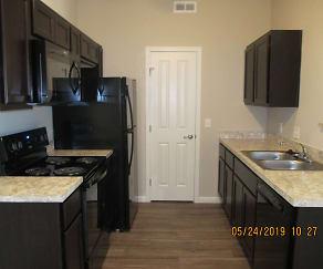 Kitchen, 1627 Gilmore Park Suite 208