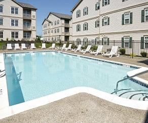 Pool, Cedar Park Community