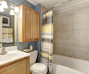 Bathroom, Olde Forge Townhomes