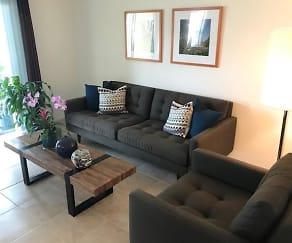 Living Room, Catalina Club