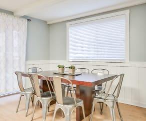 Dining Room, Harvard Square