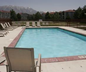 Pool, Village Park