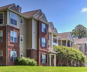 Situated on 26 sprawling acres, The Madison Apartments
