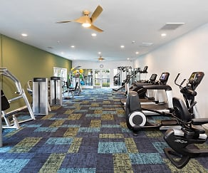 Fitness Weight Room, Bexley Panther Creek