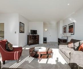 Living Room, The Buchanan