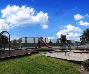 Playground, Summerfield Apartment Homes