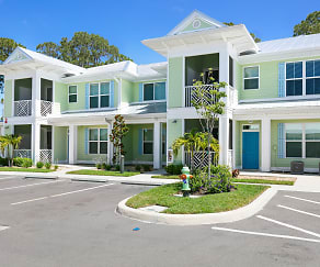 Building, Lemon Bay Apartments