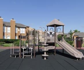 Playground, El Sol Del Rio