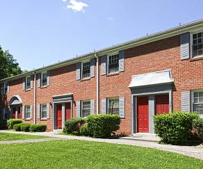 Building, Ridge & Colonial Yorktown