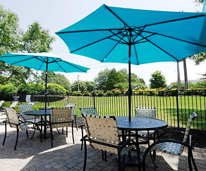 Patio / Deck, The Terrace at Butler