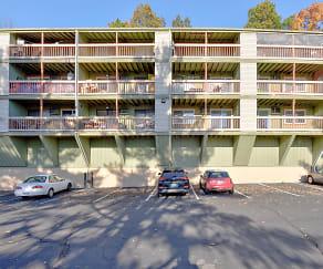 Building, Cardinal Hill Apartments
