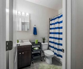 Bathroom, 768 W. Jackson