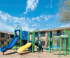 Playground, Cantera Apartments