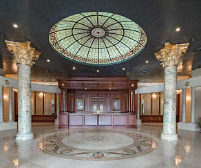 Foyer, Entryway, The Alexander