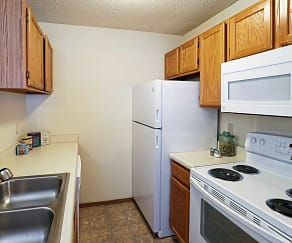 Kitchen, Northpark Residences