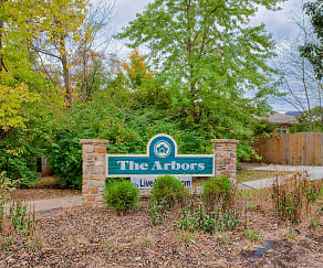 Community Signage, The Arbors