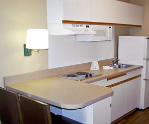 Kitchen, Furnished Studio - Memphis - Airport