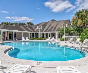 Pool, Asbury Park Apartments