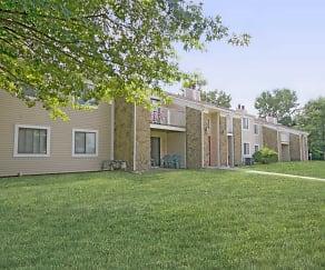 Building, Twyckenham Apartments