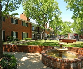 Southern Elms, Mockingbird, Tulsa, OK