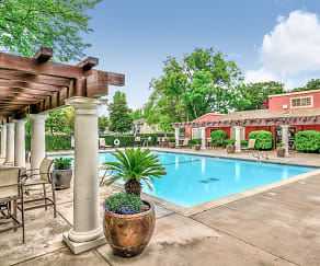 Pool, The Woodlands