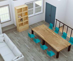 Living Room, Tiger Estates